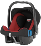 Britax baby safe plus SHR car seat