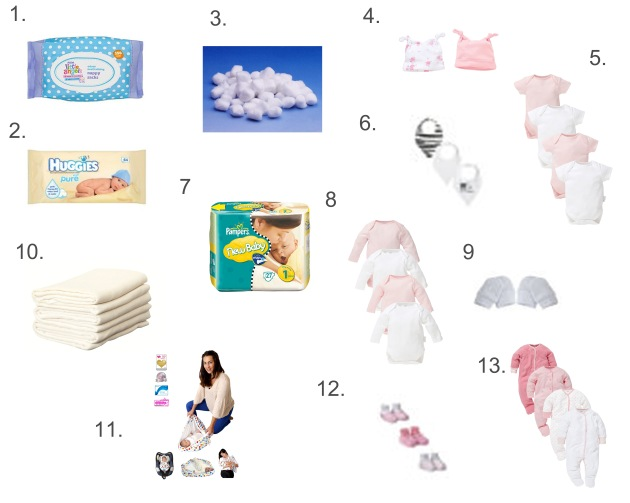Baby Essentials