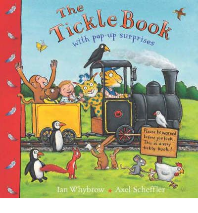 the tickle books